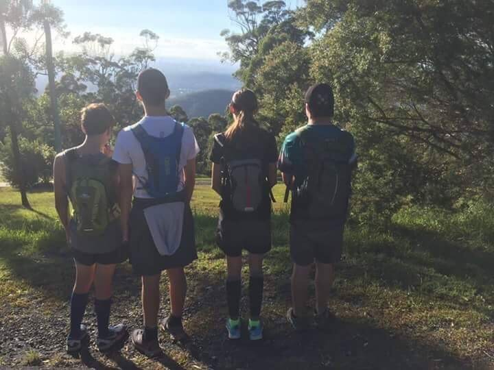 Gruelling Challenge Awaits for Fearless Teens