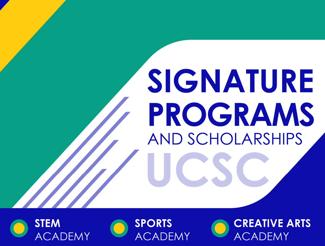 Signature Programs - APPLY TODAY